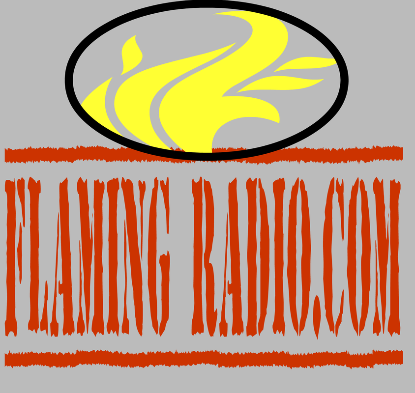 flamingradio.com logo
